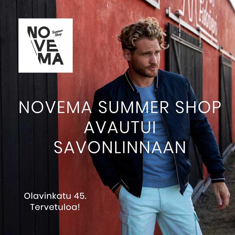 Novema SummerShop